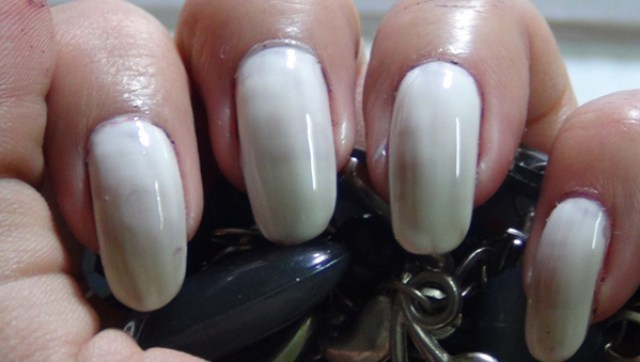 Image result for black ombre nail designs