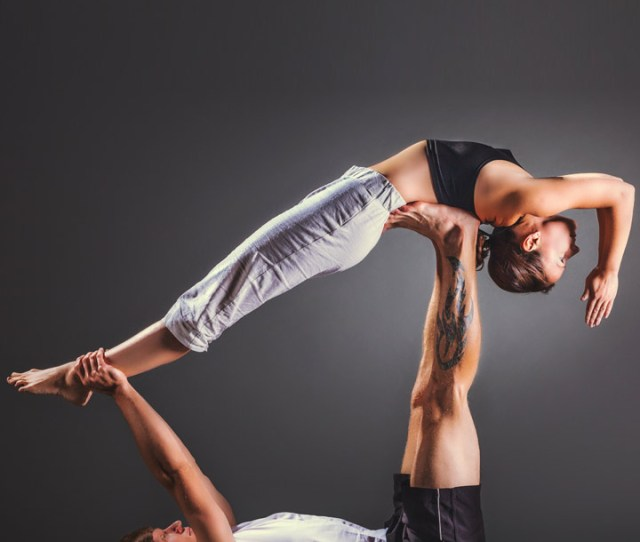 Effective Acro Yoga Poses For A Healthy Body