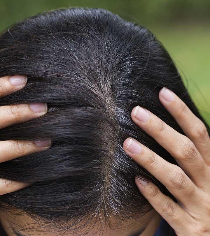 Tips To Get Rid Of Grey Hair Naturally