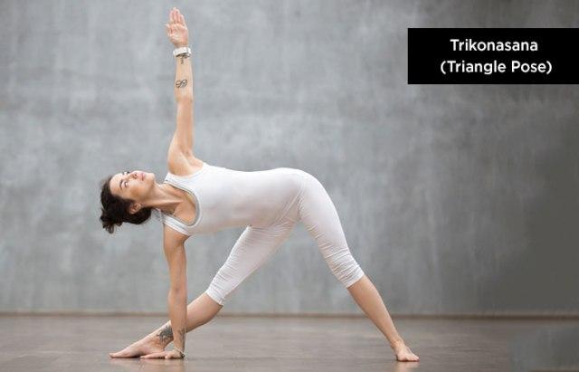 Trikonasana-(Triangle-Pose)