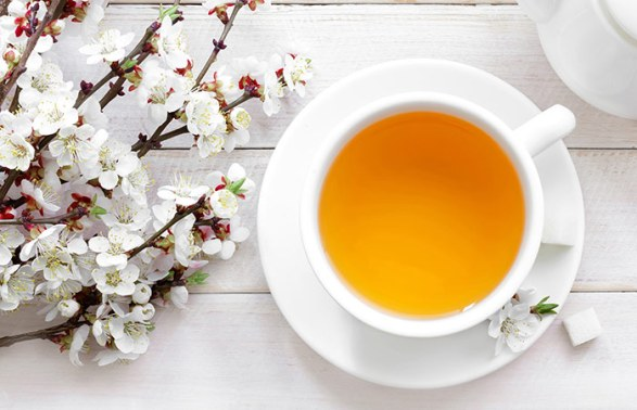 Image result for yellow tea