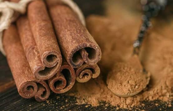 3. Cinnamon