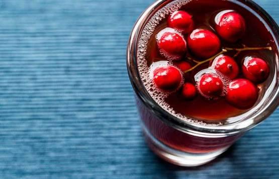 8. Cranberry Juice