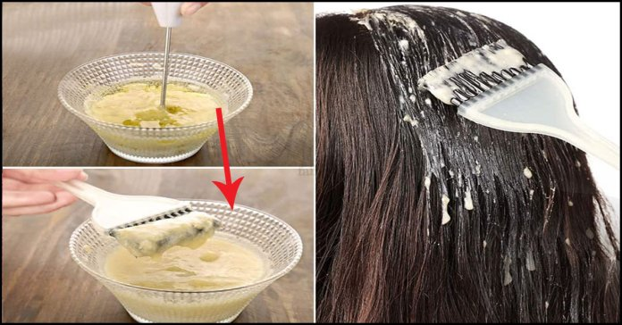 benefits of curd on hair