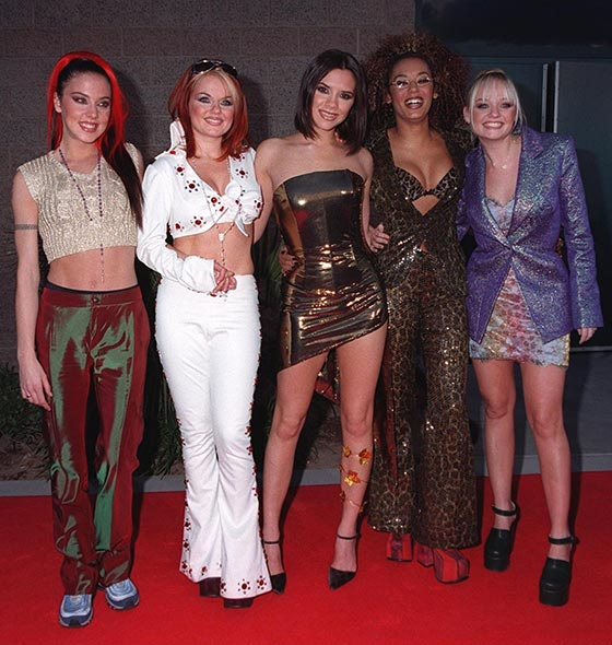 90s Fashion Trends That Are Back In 2018 90s Fashion Fancy Dress Ideas  1  Spice Girls