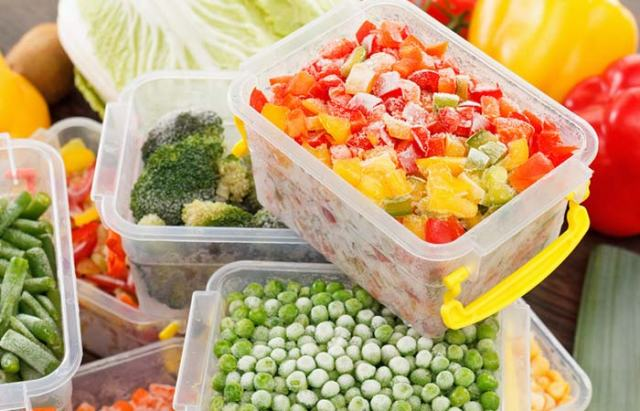 1. Plastic Food Containers