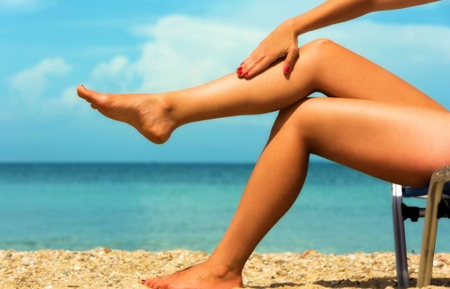 5.For Smoother, Beautiful Legs