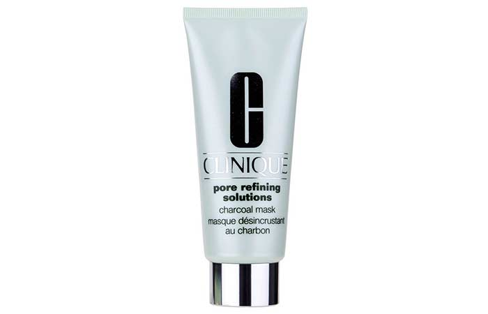 4. Clinique Pore Refining Solutions Charcoal Mask