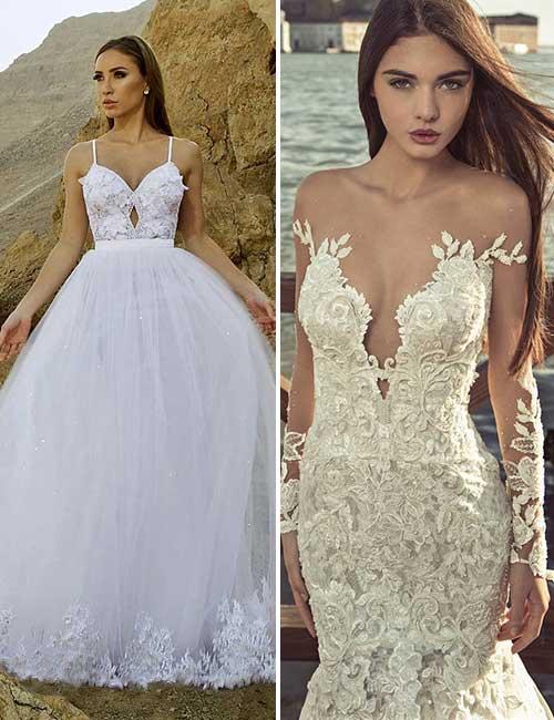 1. Bridal Dresses