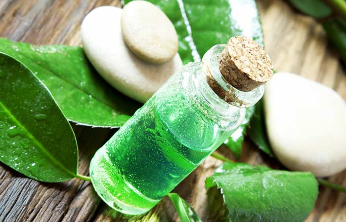 2. Tea Tree Oil