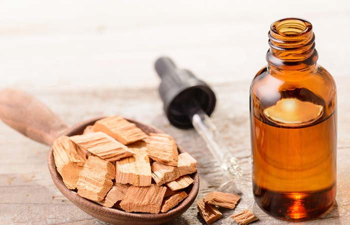 8. Sandalwood Oil