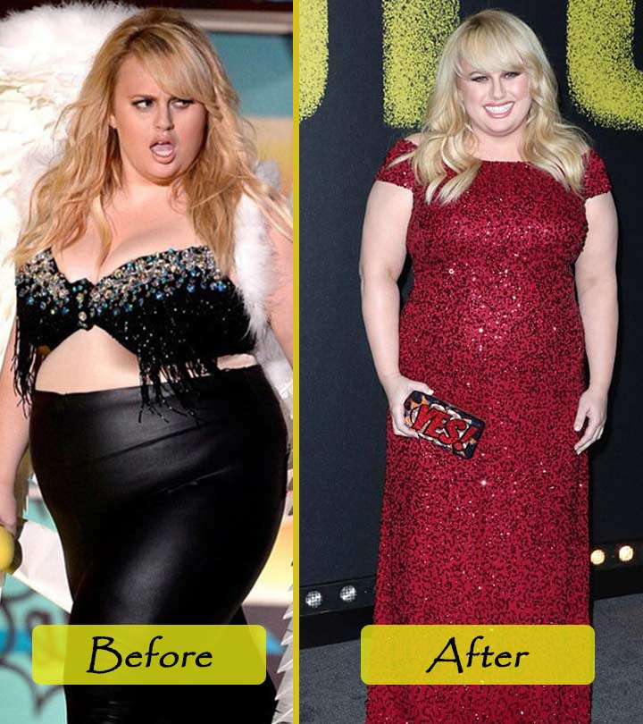 Rebel Wilson's Weight Loss Secrets – How The Actress Lost ...