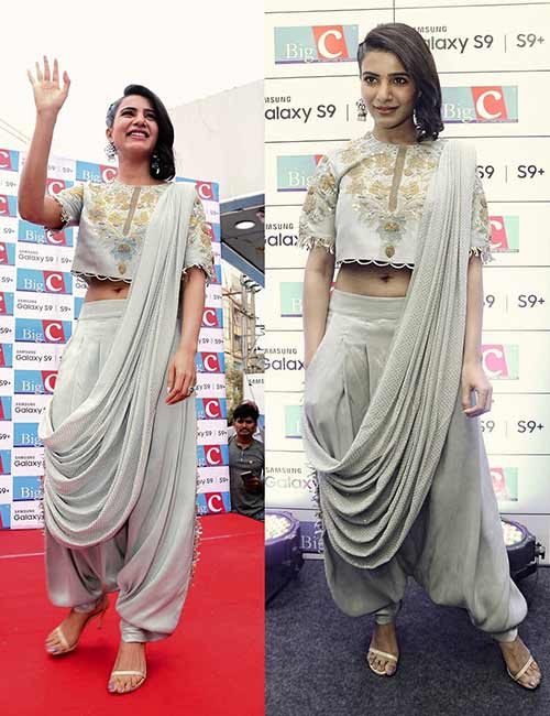 Dhoti-Salwar-Saree Tired Of Old Saree Drapes? Try 21 Modern Styles No One Told You About! Random