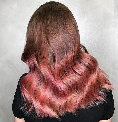 Candy Pop Rose Brown