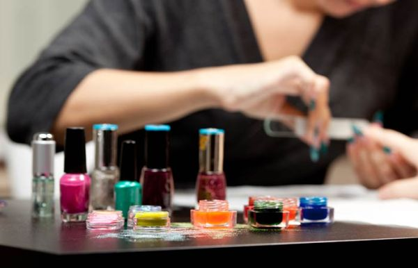 How To Get Dip Powder Nails At Home Step-By-Step Tutorial