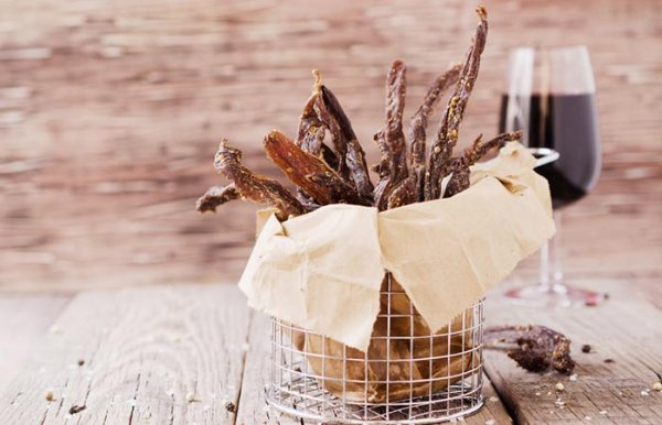 Biltong From South Africa