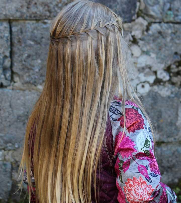 20 Atemberaubende Wasserfall Braid Frisuren Haar Und Nagel