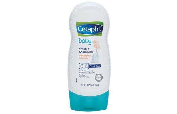 Cetaphil Baby Wash And Shampoo With Organic Calendula