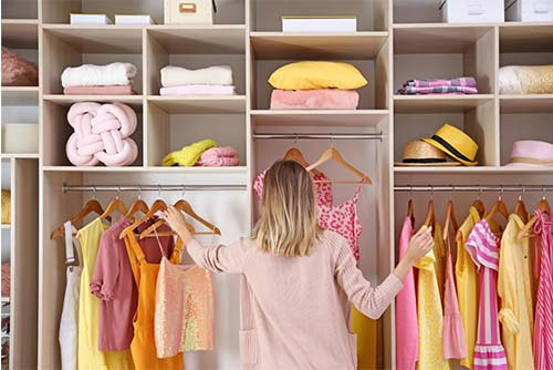 So Much Closet Space — And It All Belongs To You