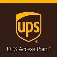 ups access point carrefour market saint