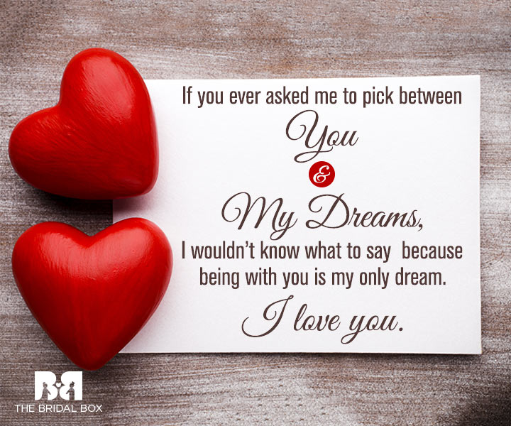 I Will Love You Forever Quotes Him
