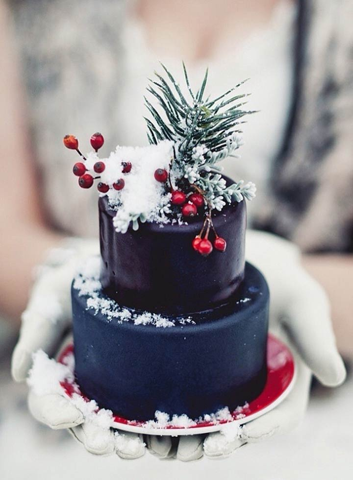 Winter Wedding Cakes 7 Delicious Cakes For A Beautiful