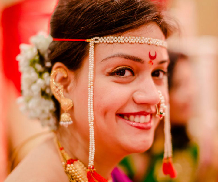 Maharashtrian Bridal MakeupGet The Perfect Look In 10