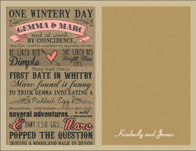 Informal Wedding Invitation Wordings