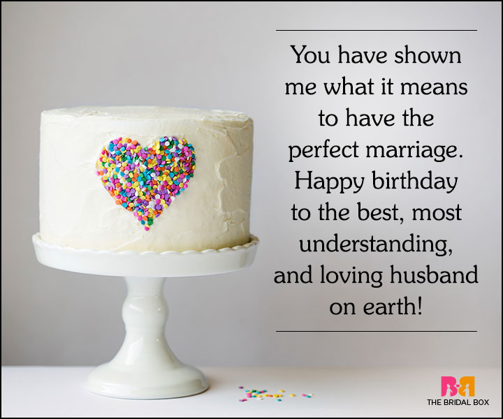 Thank You Message For Husband