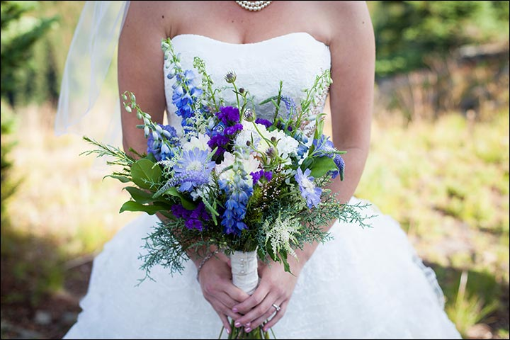 Wildflower Wedding Bouquet: 15 Ideas For The Bride-To-Be