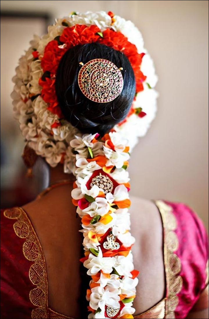 Flowers Use Indian Wedding