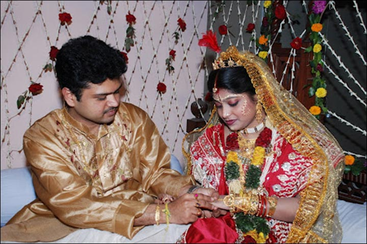 A Bengali Wedding The Traditional Yet Relevant Rituals