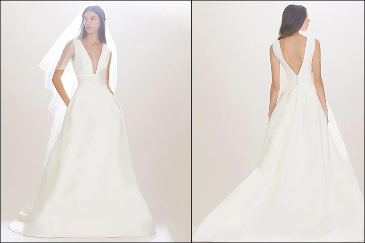 14 Wedding Dresses To Die For