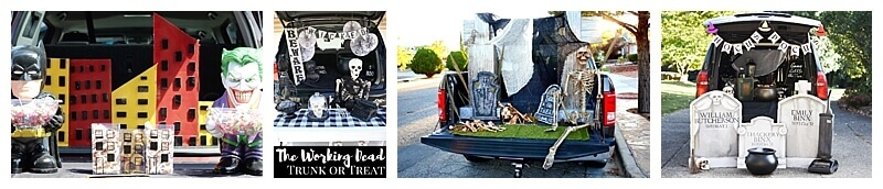Hocus Pocus Trunk or Treat with Oriental Trading and Cricut