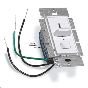 How to Install a Dimmer Switch | The Family Handyman