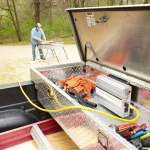 How to Turn Your Truck Into a Generator | The Family Handyman