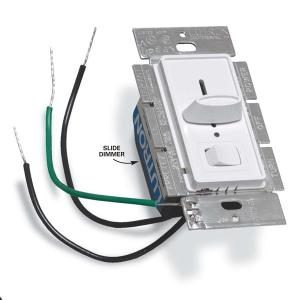 How to Install a Dimmer Switch | The Family Handyman