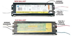 How to Replace a Fluorescent Light Ballast | The Family