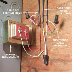 Adding a Second Doorbell Chime | The Family Handyman