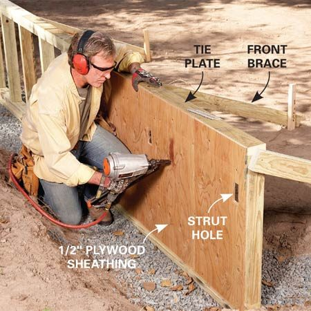 Top Retaining Wall Designs Ideas Decoration Excellent