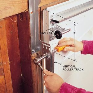 How to Install a Garage Door | The Family Handyman