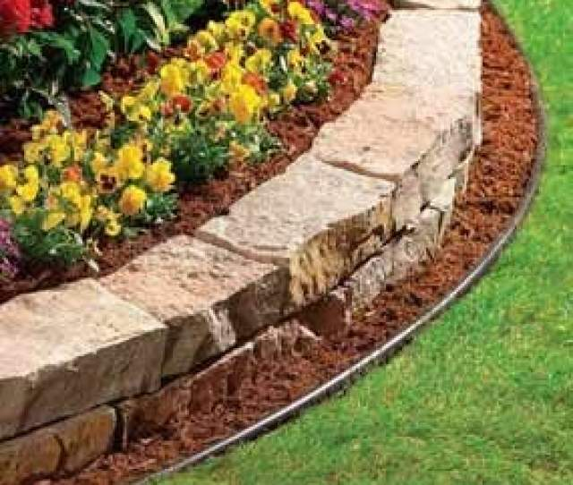 A Raised Bed Border