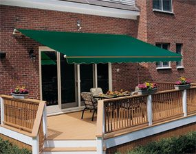 How To Shade Your Deck Or Patio With A Diy Awning The