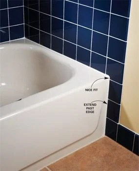 tile layout for tubs and showers | family handyman