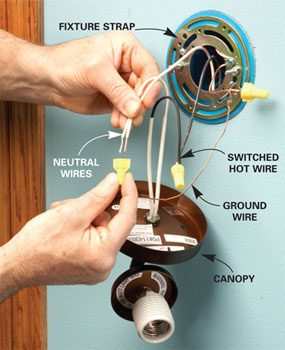 How to Add a Light | The Family Handyman