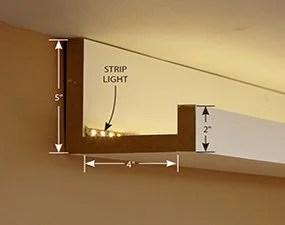 https www familyhandyman com project how to install elegant cove lighting