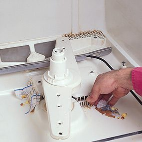 What To Do When Your Dishwasher Wont Drain The Family Handyman