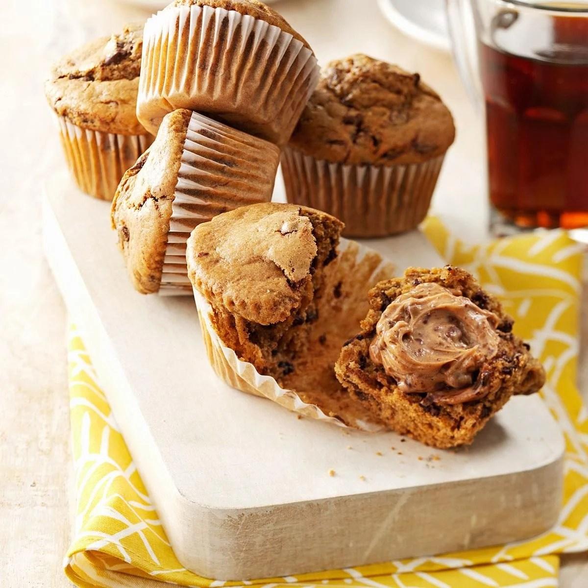 Cappuccino Muffins Recipe Taste Of Home
