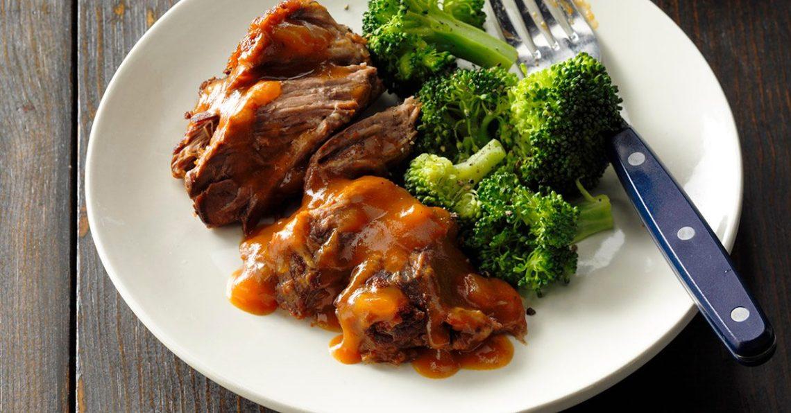 Beef Roast Dinner Recipe | Taste of Home