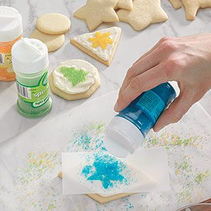 6 Tips for Decorating Christmas Cookies   Taste of Home Stenciling